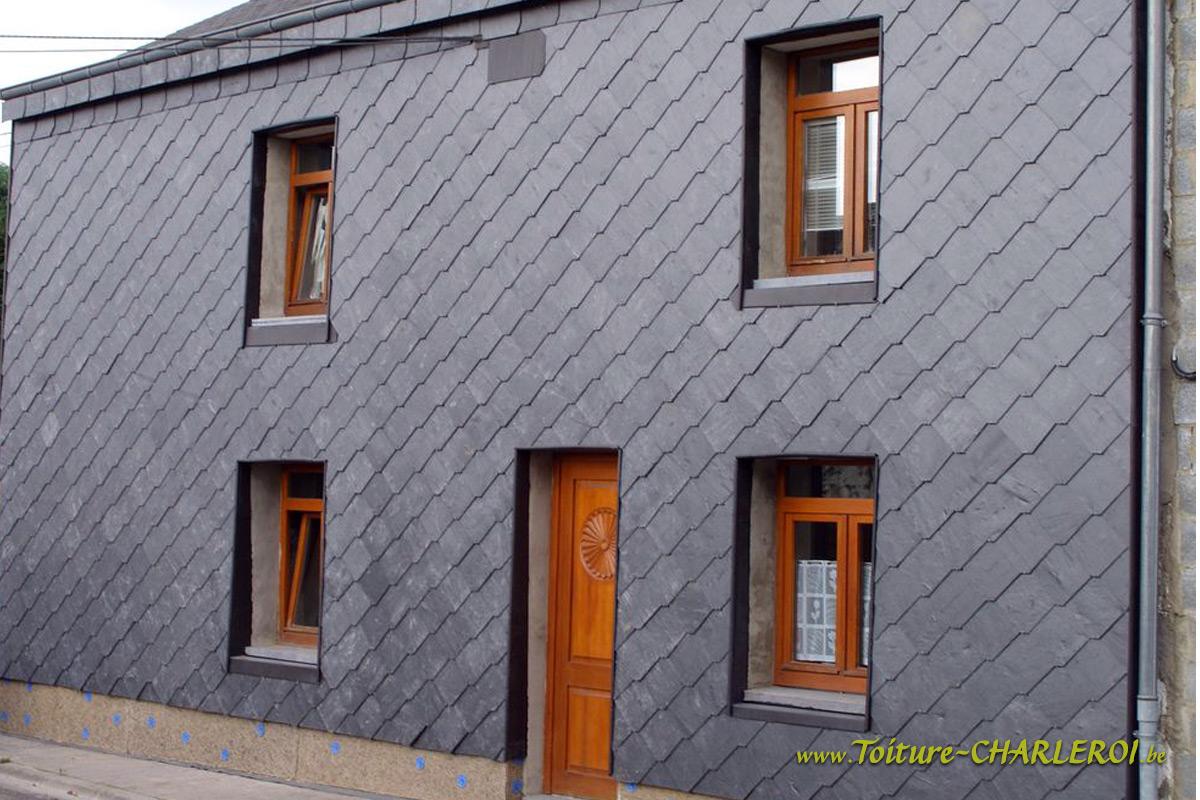 bardage toiture charleroi en bois pvc zinc tole ardoise. Black Bedroom Furniture Sets. Home Design Ideas