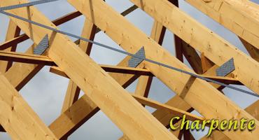 Charpente toiture Charleroi